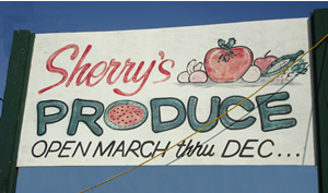 Sherrys Produce in Tucker,GA